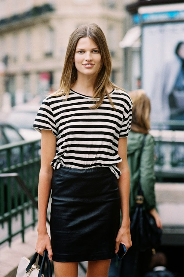 5 Takes On The Classic Striped Tee