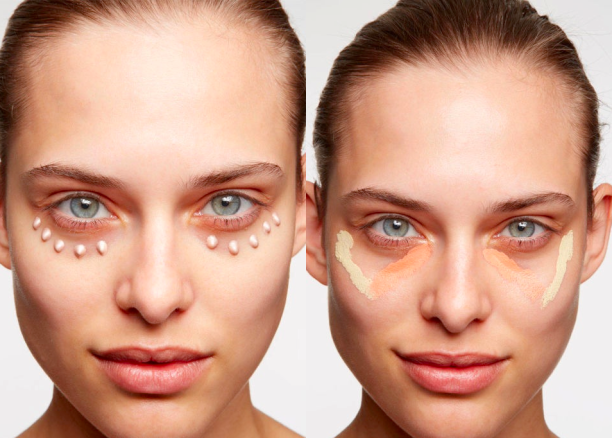 4 Easy Steps to Erase Dark Undereye Circles