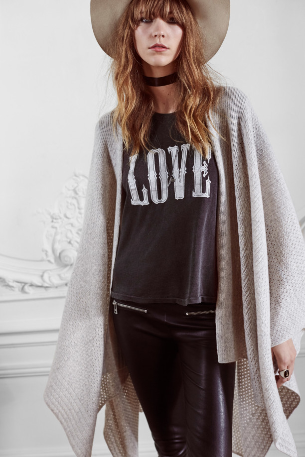 Zadig & Voltaire SPRING 2016 READY-TO-WEAR